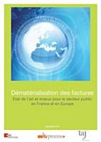 Dématérialisation des factures: le secteur public a son Livre Blanc