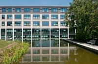Evergreen, siège du Crédit Agricole S.A. à Montrouge