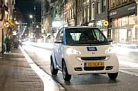 Lyon adopte le système LCD de Mercedes baptisé Car2go