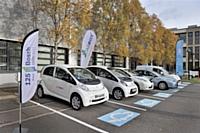 Bosch opte pour l'autopartage ALD Sharing de Carbox