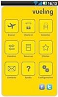 Une appli Android pour l'achat de billets d'avion chez Vueling