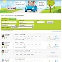 Un site de covoiturage pour des entreprises de Malakoff