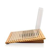 Ecofan XL, le support en bambou pour ordinateur