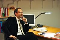 Stéphane Saussier professeur à l'IAE de Paris