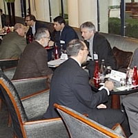 Speed dating BravoSolution organisé au Park Hyatt le 26 janvier 2012