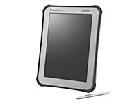ToughPad de Panasonic, la tablette résistante