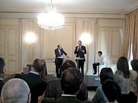 Pierre Pelouzet, président de la Cdaf, fait chevalier de l'Ordre national du Mérite