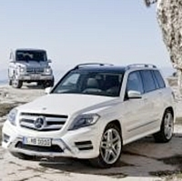 Mercedes-Benz GLK-Class, GLK 350 4MATIC BlueEFFICIENCY, modèle 2012