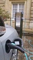 L'Assemblée nationale opte pour les bornes DBT pour recharger sa flotte de véhicules électriques