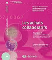 Les achats collaboratifs aux éditions De Boeck.