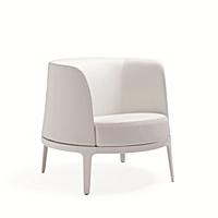 Le fauteuil Omni, un produit de la marque Materia, détenue par la société Kinnarps.