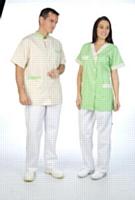 Vitamin' collection de tenues de travail de la société Initial pour les professionnels de la santé