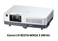 Canon revoit de fond en comble ses projecteurs portables dédiés aux entreprises et au monde éducatif