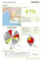 TomTom lance l'Index de congestion.
