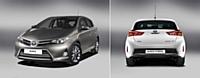 La nouvelle Auris se veut plus élégante, plus affirmée et plus dynamique.