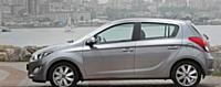 Hyundai lance une i20 restylée
