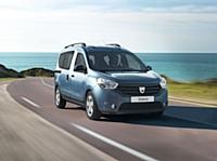 Les Dokker et Dokker Van viennent enrichir la gamme Dacia