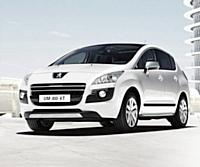 Une nouvelle Peugeot 3008 HYbrid4 encore plus économique