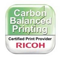 Ricoh lance un programme de compensation carbone pour l'ensemble des services d'impression