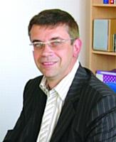 Laurent Plantevin, président du groupe Arcante.
