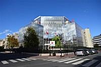 Le Belgrand, situé à Levallois-Perret, dans les Hauts-de-Seine (92)