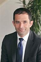 Benoît Hamon, ministre délégué chargé de l'économie sociale et solidaire de la consommation
