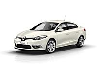 La Renault Fluence