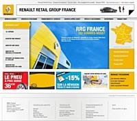 Renault Retail Group se lance dans la vente en ligne de véhicules et d'accessoires