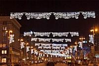 Lille: des illuminations de Noël plus 'vertes'