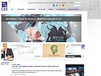 CDS Groupe lance sonnouveausiteinternet