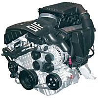 Le système Econokit offre un meilleur rendement au moteur.