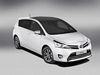 La Toyota Verso2013 restylée