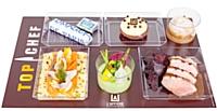 Des plateaux-repas d'entreprise signés Top Chef