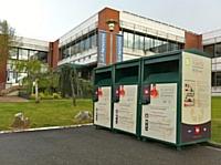 Collecte des vêtements auprès de l'ensemble des établissements Ibis en France