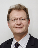 Nicolas Cugier, directeur des services généraux du groupe Thales