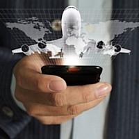 Les voyageurs d'affaires ne peuvent plus se passer de leur smartphone