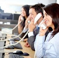 Les centres de contacts : premier service externalisé par les entreprises.