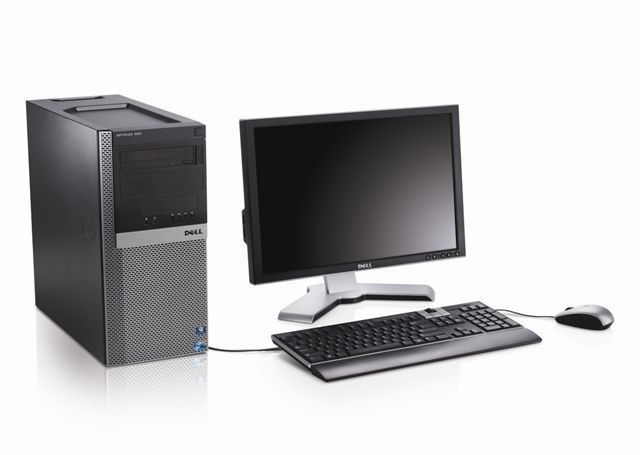 optiplex 980 de dell premier ordinateur de bureau. Black Bedroom Furniture Sets. Home Design Ideas