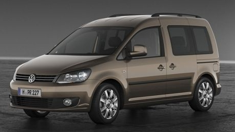 utilitaires volkswagen pr sente son nouveau caddy. Black Bedroom Furniture Sets. Home Design Ideas