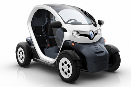 deux nouvelles renault twizy pour top chrono. Black Bedroom Furniture Sets. Home Design Ideas