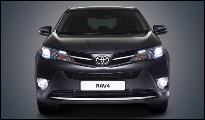 le nouveau toyota rav4 pr sent au salon de gen vre. Black Bedroom Furniture Sets. Home Design Ideas