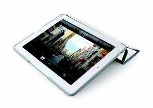 Une housse high-tech pour l'iPad 3
