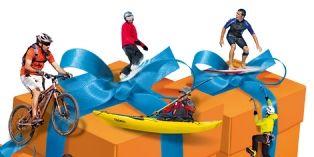 Le site Sporeka-pro.com est dédié à la commande en ligne de cartes cadeaux sur le thème du sport.