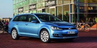 Nouvelle Golf SW pour Volkswagen