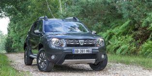 Un nouveau Dacia Duster au look plus affirmé