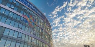 Nouveau siège de Samsung à Saint-Ouen