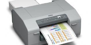 Epson lance des imprimantes jet d'encre à haute qualité d'impression