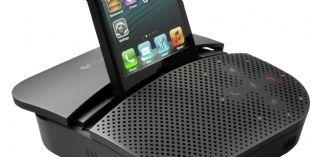 Un téléphone de conférence Logitech pour faciliter la vidéoconférence
