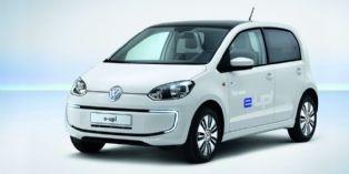 La Volkswagen e-up! : 1,5 € pour 100 km !