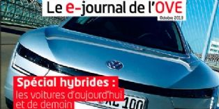 L'OVE propose son e-journal sur l'iPad